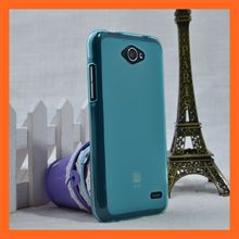 ZTE Blade Apex 2 Blue Pudding TPU Case For ZTE Blade Cover