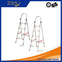 Extension Agility Super Folding Telescopic Aluminium Step Ladder