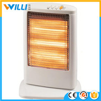 over heat protection infrared heater with cord storage