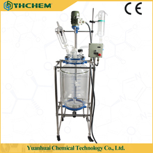 100L Lab equipment continuous stirred tank chemical reactor