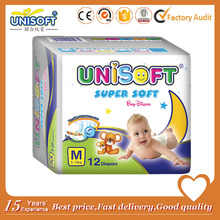 Different Size Best Natural Baby Care Products Super Absorbent Soft Dry Disposable