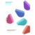 factory direct Pink Multifunctional Makeup Sponge Odor-free Makeup Blender Foundation Puff Multi Shape Sponges