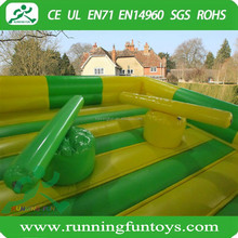 Inflatable Fighting Game, Inflatable Joust Arena, Inflatable Gladiator Fighting Game Equipment
