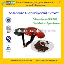 GMP Certified Factory Supply High Quality Lucid Ganoderma Extract