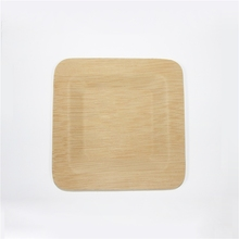 wooden bamboo <strong>plates</strong> Disposable eco friendly