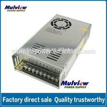 Single Output 350W 36V Regulated DC Power Supply, two years warranty, OEM offer
