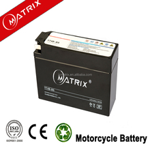 12v 4ah battery and charger lead acid motorcycle battery