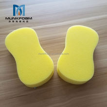 Good price car cleaning products cheap car wash sponge with handle