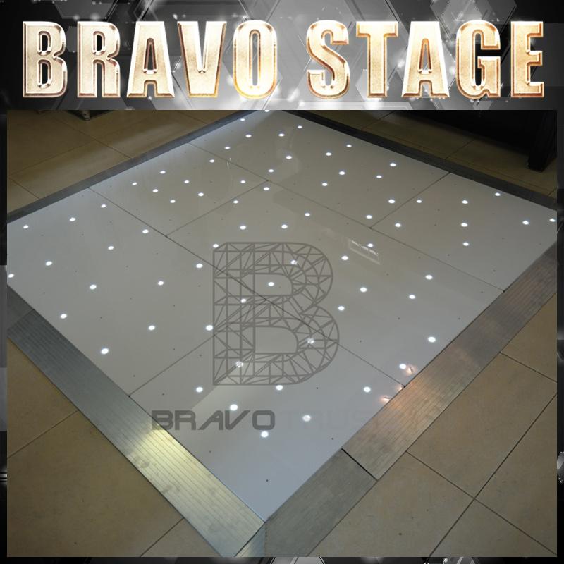 광장 디스코 무대 댄스 바닥 패널 춤 바닥 Dj 조명-LED는 빛을 ...
