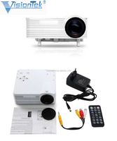 2016 visiontek 480*320 500:1 Mini projector smartphones home theater projector with HDMI USB lowest price mini led projector