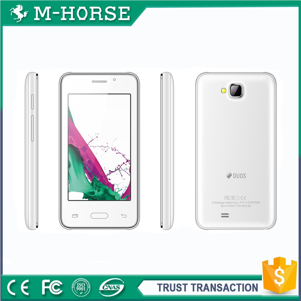 4.0 Inch Cheap oem wholesale Android smart phone mobile