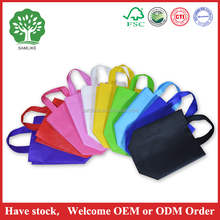 2016 factory Hot-selling Non-woven Fabric bag, PP Non woven Fabric bag by machine