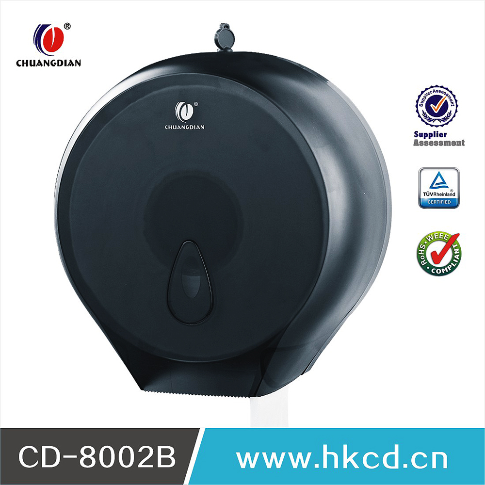 New design high quality Best price Double jumbo roll toilet tissue dispenser CD- 8002B