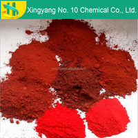 Hot sale iron oxide red (110, 120, 130, 140, 180, 190) good prices