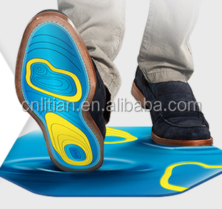 Extra-Thick High Density Memory Foam Insoles comfortable for shoes