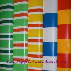 Coated PP or PE colorful fabric in roll for ground covering or tarpaulin roll