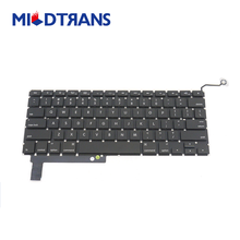 High precision good qualiy laptop keyboard manufacturer supplier Keyboard for Apple Mac Pro A1286