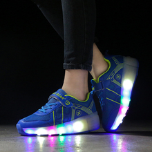 Worldwide Trend Led new design women pcu shoes