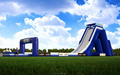 best seller commercial inflatable water slides prices