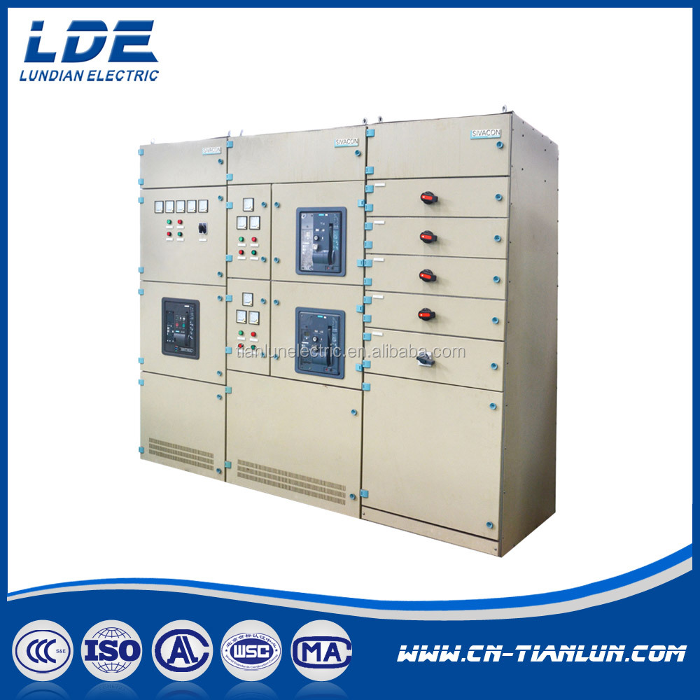 0.4KV SIVACON 8PT Low Voltage Switchgear /Electric Cabinet/ Power Distribution Use