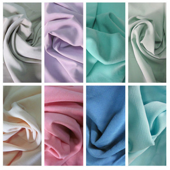 150 Denier 100% Polyester Plain Dyed Shirting Fabric
