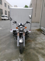 Strong Power Cargo 3 Wheel Trike Chopper WUXI Factory Exported To Cote d Ivoire