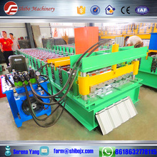 Energy-efficient Botou Liming Roof / Wall Roll Forming Machine