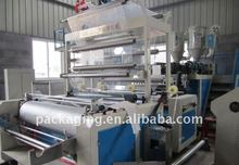 Co-Extruding and Film Casting Machine