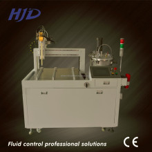 Automatic Epoxy adhesive AB glue mixing and potting machine