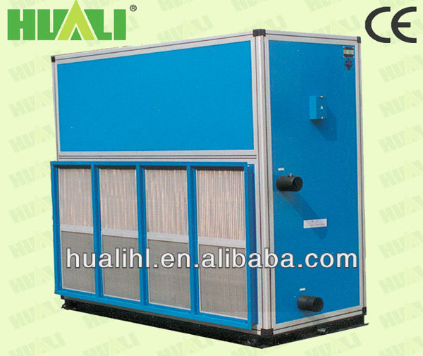 13-459 kw 4 Rows,10 Fins per inch portable verticl air handling unit