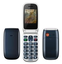 2014 New sos large keypad flip senior phone cheap price W72 2.2inch