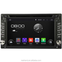 "6.2"" Android 4.4.2 1024x600 Car Stereo for Universal Car with Radio GPS touch screen, support DVR Rear view camera"