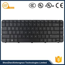 Low Price Laptop Keyboard Custom with Arabic English Keyboard for Hp