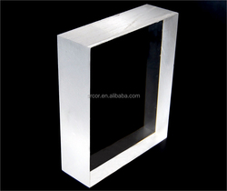 wholesale acrylic wholesale shadow box picture frame