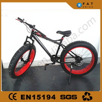 "26""x 4.0 cheap sale fat tire bicycle from chinese"