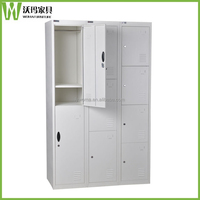 China supplier steel godrej cupboard furniture for clothes cloth cabinet differential locker
