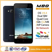 Best MTK6582 quad core phone 4.5 inch Android 4.4 3G smarthphone