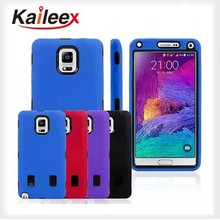 For Samsung Galaxy Note 4 3 In 1 Case