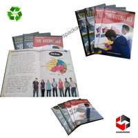 recycle custom luxury student book