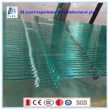 013 6mm,8mm,10mm,12mm clear tempered glass for sunroom