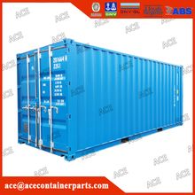 High quality CSC certified new 20ft shipping container manufacturer