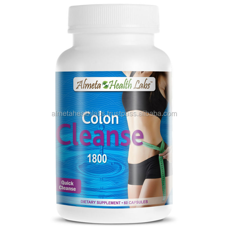 Best Quality Nutritional Supplement Capsules Detox Slim Pills