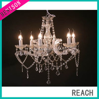 2014 hot selling morden crystal chandelier floor lamp