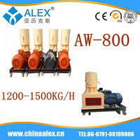 family type coal pellet briquette machine wood shaving pellet making machine with free insurance