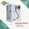 access control power supply KAS-DC120105B were approved by CE certificate