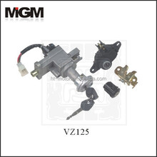 OEM High Quality Motorcycle lock sets , motorcycle fuel tank cap lock