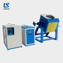 electric 35kw induction platinum melting furnace for sale