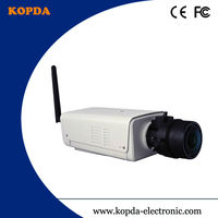 wireless security ip camera,4/6 MM fixed lens option 720P Day&Night support SD card low lux