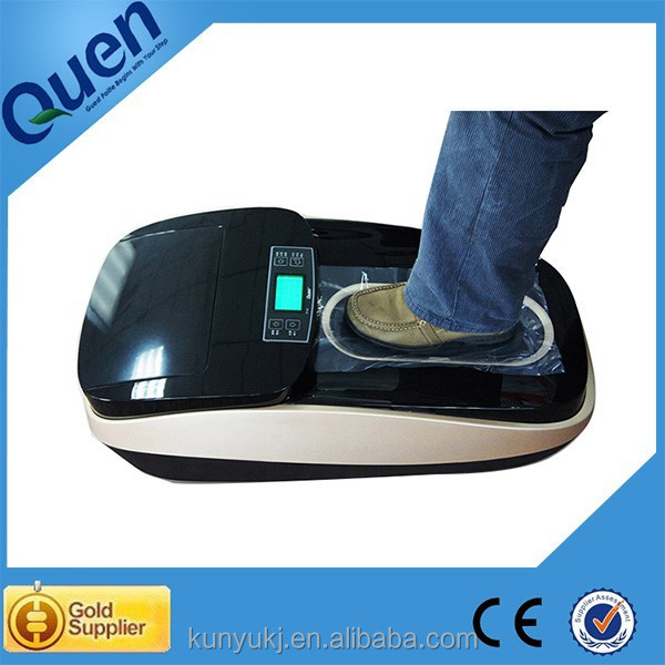 2016 Hot selling products shoe covering equipment for medical