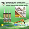 Glass Multipurpose Silicone Sealant Structural Silicone Sealant/adhesive/glue General Purpose Fixing Silicone Sealant